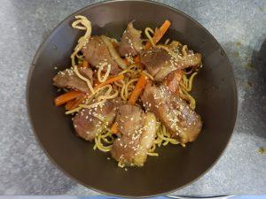 wok de canard